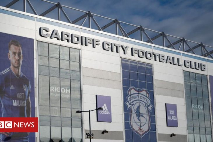 Fans banned over assault at Cardiff – Man Utd game – BBC News