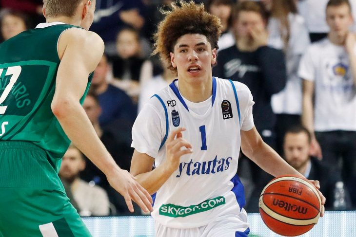 LaMelo Ball, 17, opts for Australian league ahead of 2020 NBA draft – The Washington Post