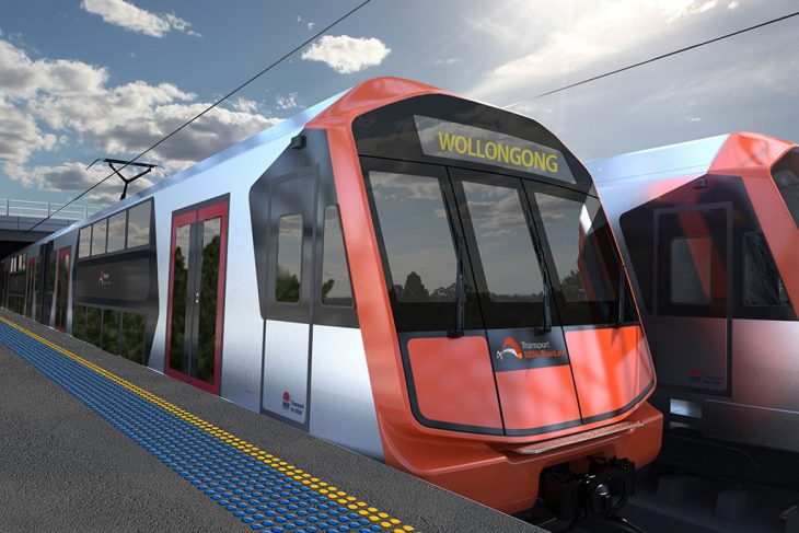 Rail, metro and tram spending in New South Wales budget – Railway Gazette International